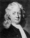 Sir Isaac Newton 1642-1727