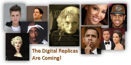 Digital Replicas Coming
