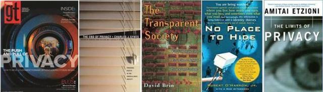4 Privacy Books